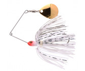 Spro Micro Ringed Spinnerbait 'Redhead' (8cm) (5g)