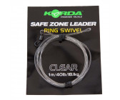Korda Kamo Leaders Clear Ring Swivel