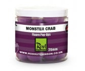 Rod Hutchinson Fluoro Pop Up Boilie 'Monster Crab' 15mm
