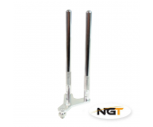 NGT Aluminium Snag Ears Chrome