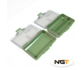 NGT Terminal Tackle Box 2 vakken