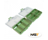 NGT Terminal Tackle Box 4 vakken