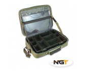 NGT Tacklebag + Tacklebox (36,5cm x 30cm x 6.5cm)