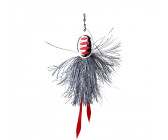 Savage Gear P-Spinner 'Silver Red' 27g