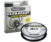 Spiderwire Ultracast 8 Carrier Invisi-Braid 0,14mm (110m)