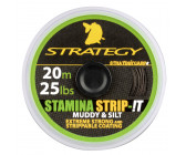 Strategy Stamina Strip-!T Muddy & Silt 25lb (20m)