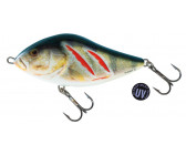 Salmo Slider Sinking 'Wounded Real Grey Shiner' 7cm (21g)