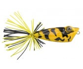 Spro Ikiru Hard Frog Floating 'Yellow Poison Dart' 6cm (12g)
