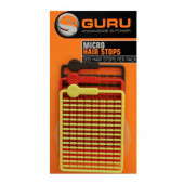 Guru Micro Stoppers Red, Brown & Yellow (360stuks)