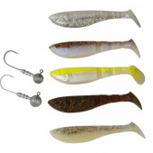 Savage Gear Pro 4Play Shad Kit 7.2cm (7pcs)