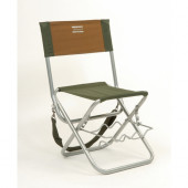 Shakespeare Folding Chair met Rod Rest
