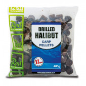 Rod Hutchinson Voorgeboorde Halibut Pellets 17mm (400g)