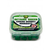 Rod Hutchinson Match Carp Sinking Dumbell Hookbaits Mixed 'Betaine Green'