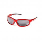 Effzett Polarized Sunglasses 'Black/Red'