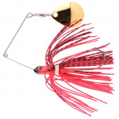 Spro Micro Ringed Spinnerbait 'Fire Claw' (8cm) (5g)
