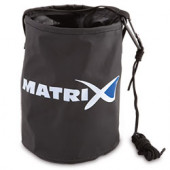 Matrix Collapsible Water Bucket 4,5Ltr Incl. Drop Cord & Clip