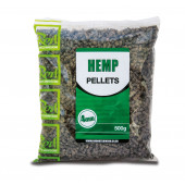 Rod Hutchinson 4mm Pellets 'Hemp' (500g)
