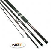 NGT X-treme Travel 2.7m 4-delig (10-40g)