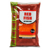 Rod Hutchinson Grondvoer 'Red Fish Method Mix' 1kg