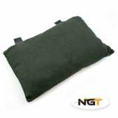 NGT Deluxe 'Fleece' Bedchair Pillow (34x20cm)