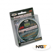NGT 25m Spool Of 20lb Fluorocarbon