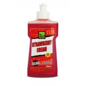 Rod Hutchinson Aas Booster 'Strawberry Cream' (250ml)