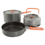 Fox Cookware Medium Set van 3