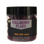 Dynamite Baits Foodbait Pop-ups Hi-Attract 'Mulberry Plum' (15mm)