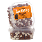 Dynamite Match Pellets 'White/Brown' (Slow Sinking)