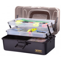 "Spro Tackle Box 2-Tray ""M"" (27,5x17x13,2cm)"