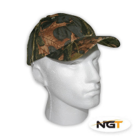 NGT Cap 'Camouflage'