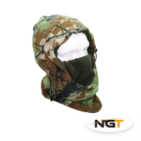 NGT Deluxe Camo Snood 'Face Guard'