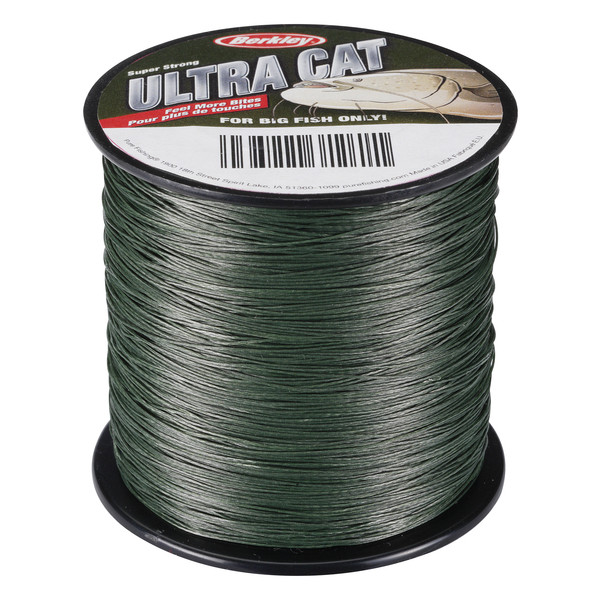 Berkley Ultra Cat Moss Groen 0,30mm (300m)