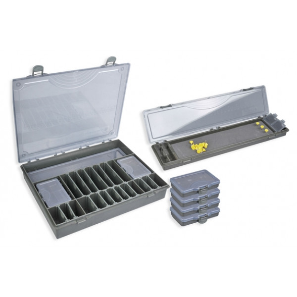 Strategy Tackle Box System Complete (1+5)