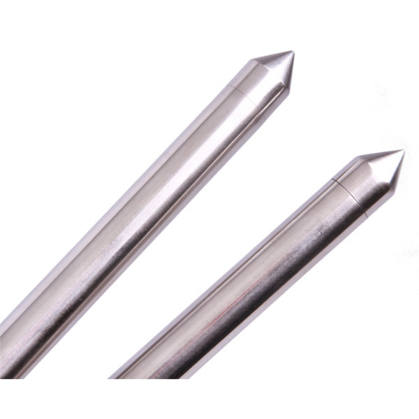 NGT Stainless Steel Bankstick (50-90cm)