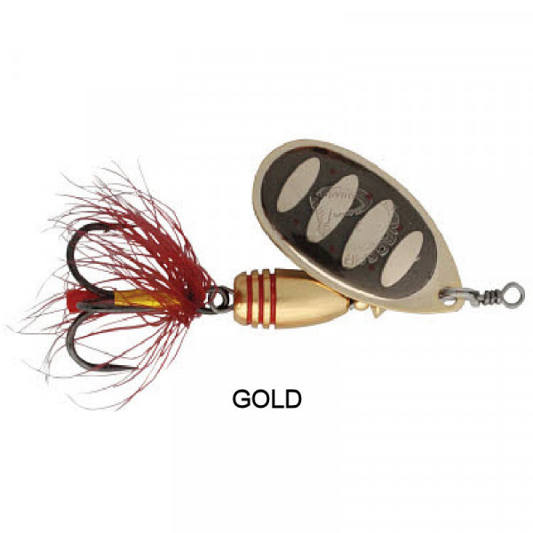 Savage Gear Rotex Spinner Gold #1 (3.5g)