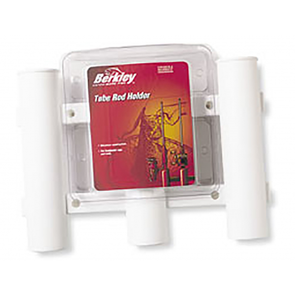 Berkley Tube Rod Rack White (3 hengels)