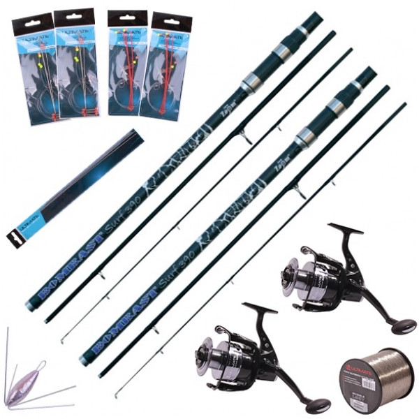 Carp Zoom Bombast Surf Set