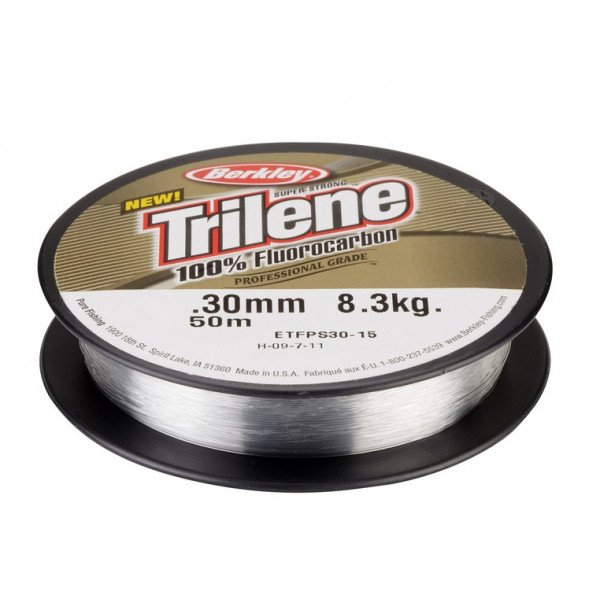 Berkley Trilene Fluorocarbon 50M 0,15mm