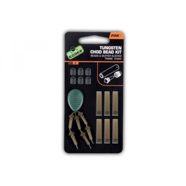 Fox Tungsten Chod Bead Kit Micro
