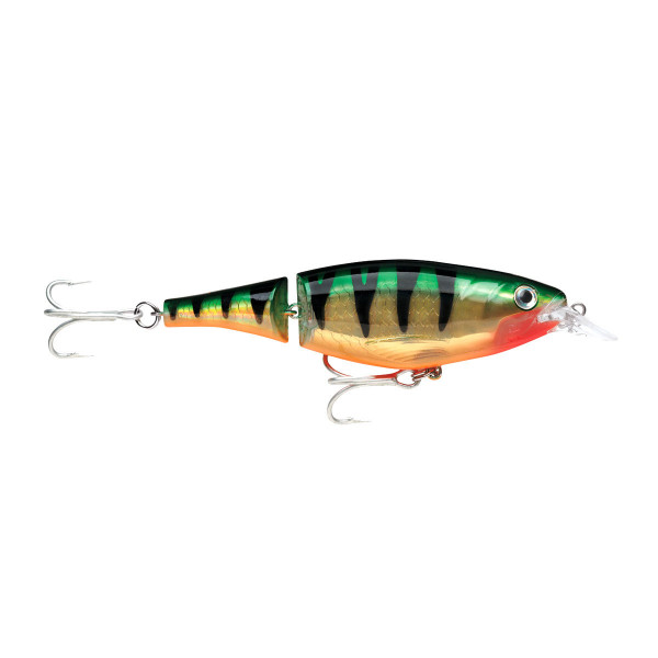 Rapala X-Rap Jointed Shad 13cm 'Perch'