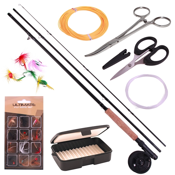 Ultimate Fly Fishing Set Deluxe