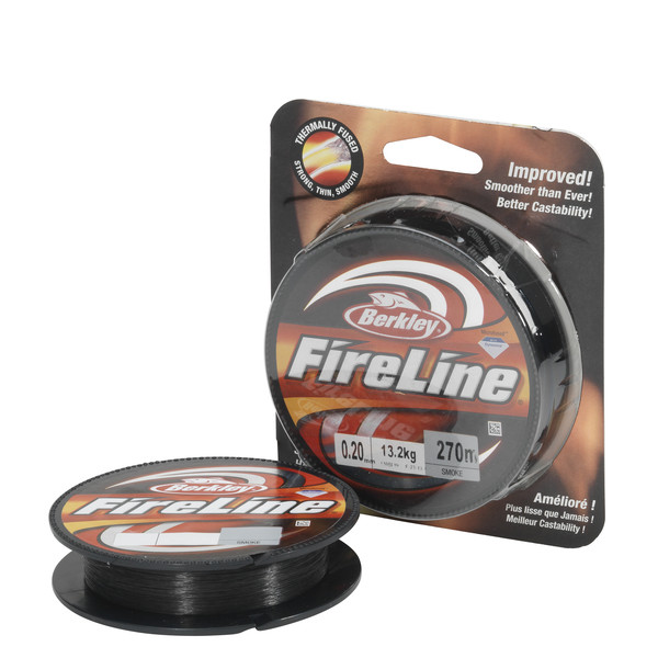 Berkley Fireline Smoke 270M 0,50mm