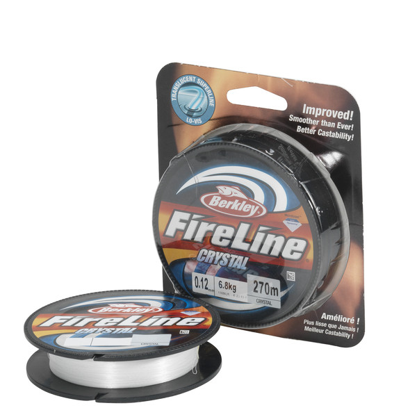 Berkley Fireline Crystal 270M 0,10mm