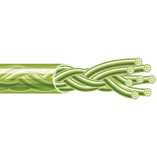 Spiderwire Stealth Smooth 8 'Moss Green' 0,23mm (150m)