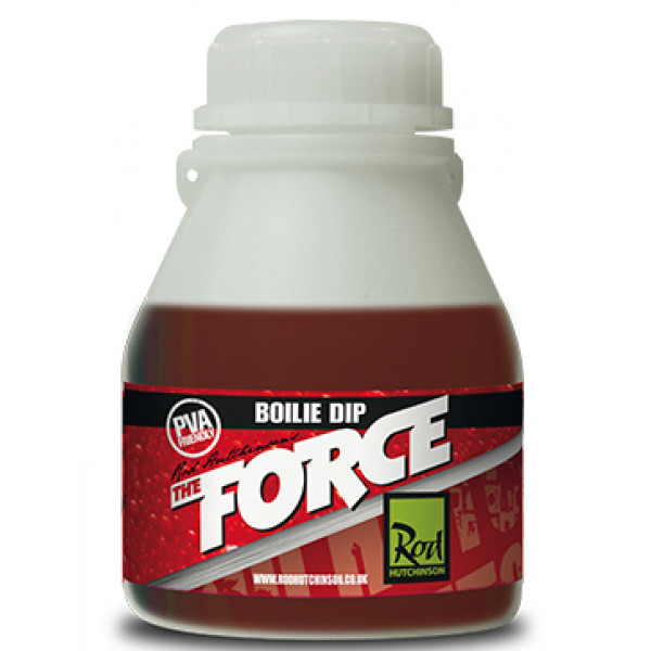 Rod Hutchinson The Force Boilie Dip (250ml)