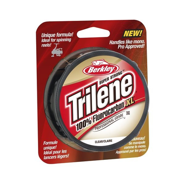 Berkley Trilene 100% Fluorocarbon 0.14mm (100m)