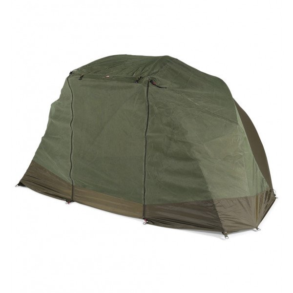 """JRC Defender 60"""" Oval Brolly Mozzi Front"""