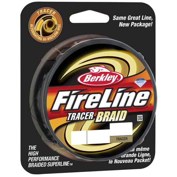 Berkley FireLine Tracer 0,45mm (270m)