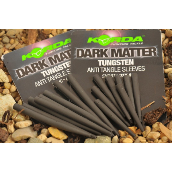 Korda Matter Tungsten Anti Tangle Sleeves -Short